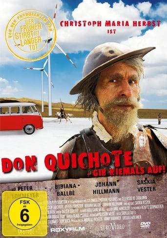 Poster of Don Quichote - Gib niemals auf!