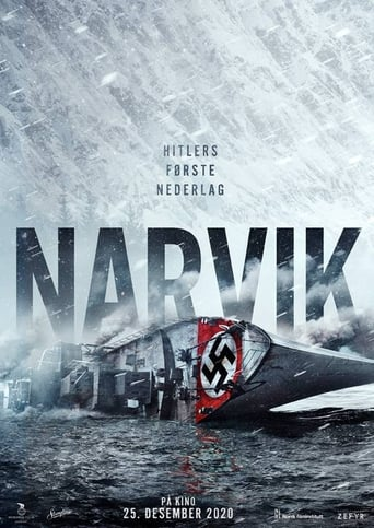 Poster of Narvik: Hitler's First Defeat