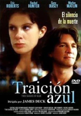 Poster of Traición azul