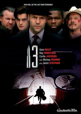 Filmplakat von 13