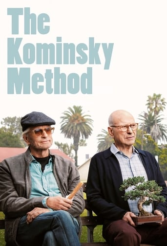 Poster of The Kominsky Method