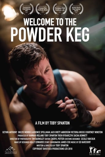 Poster of Welcome to the Powder Keg