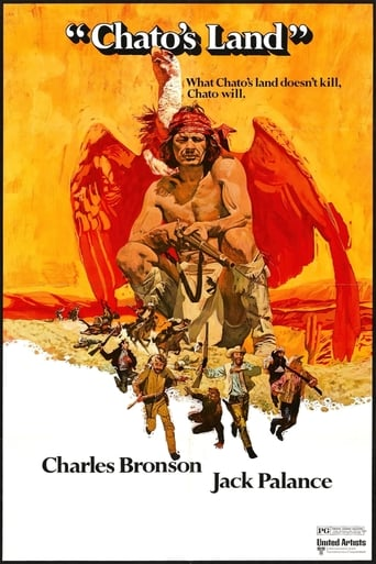 Poster of Chato's Land