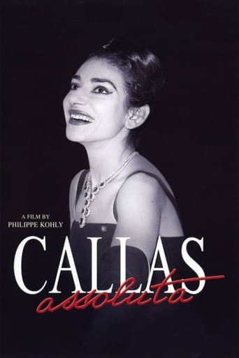 Poster of Callas Assoluta
