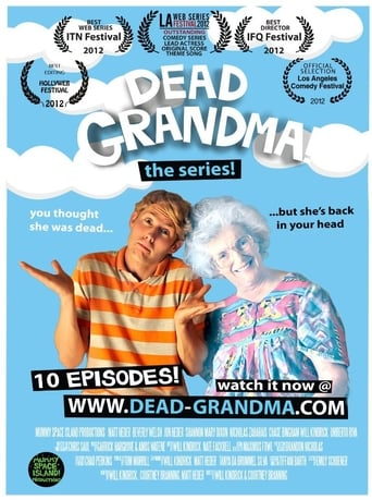 Poster of Dead Grandma