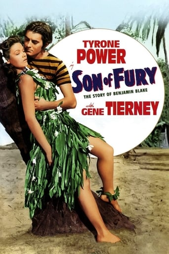 Poster of Son of Fury: The Story of Benjamin Blake