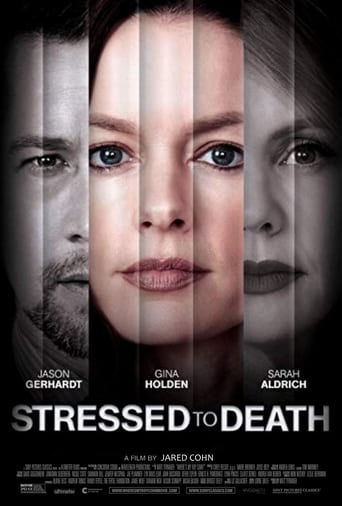 Poster of Stressed To Death