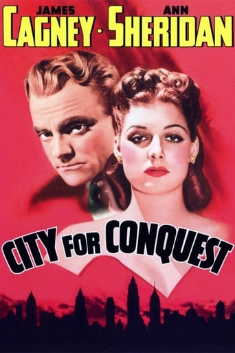 Poster of City for Conquest