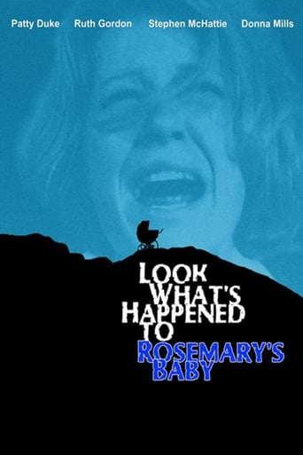 Poster of Look What's Happened to Rosemary's Baby