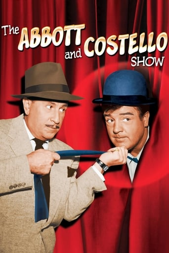 Poster of The Abbott and Costello Show