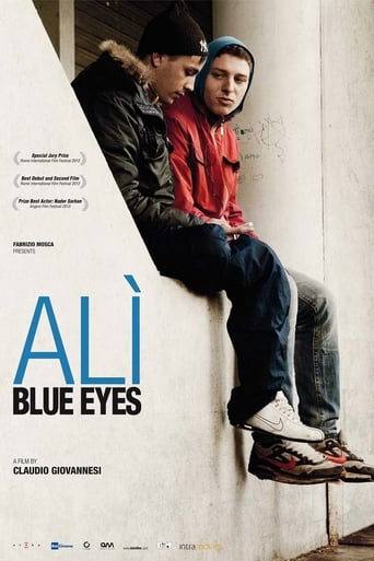 Poster of Ali Blue Eyes