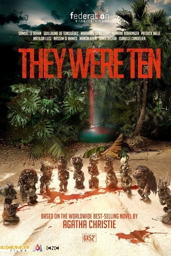 Poster of They Were Ten