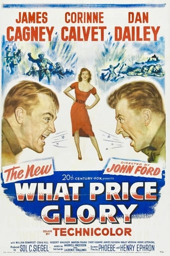 Poster of What Price Glory