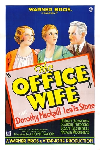Poster of The Office Wife