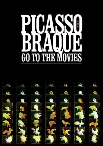 Poster of Picasso and Braque Go to the Movies