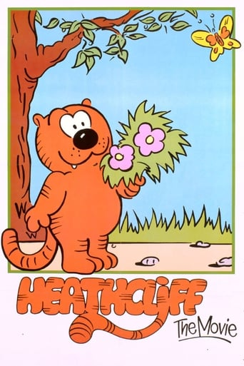 Poster of Heathcliff: The Movie