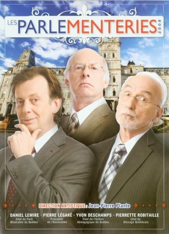 Poster of Les Parlementeries 2008