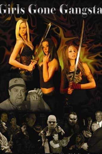 Poster of Girls Gone Gangsta