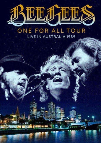 Poster of Bee Gees: One for All Tour - Live in Australia