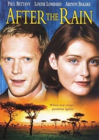 After the Rain poster