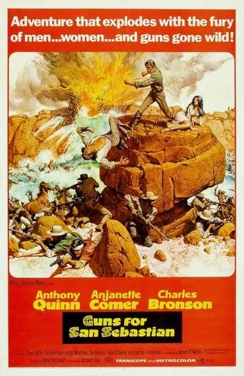 Poster of Guns for San Sebastian