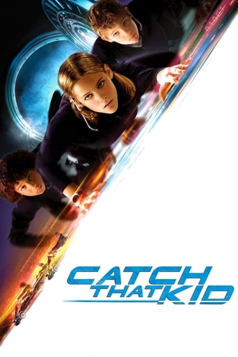 Poster of Catch That Kid