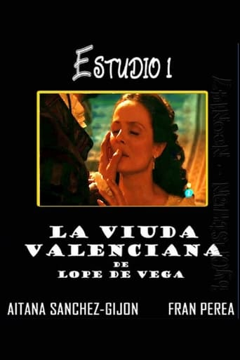 Poster of The Widow from Valencia