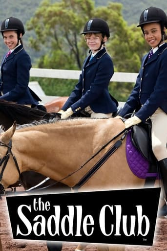 Poster of The Saddle Club