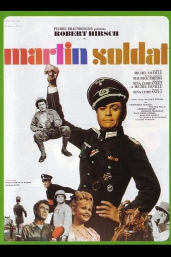 Poster of Soldier Martin