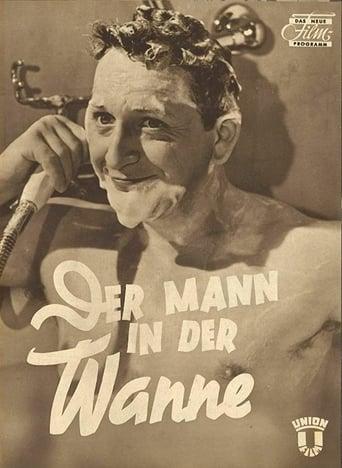 Poster of Der Mann in der Wanne