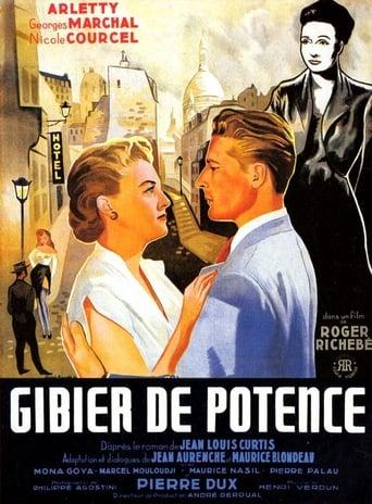 Poster of Gibier de potence