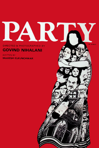 Poster of Party