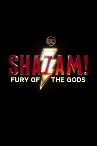 Poster of Shazam! Fury of the Gods