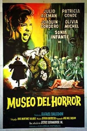 Poster of Museum Of Horror