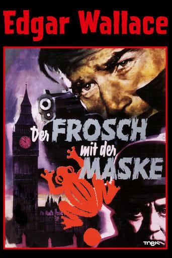 Poster of Edgar Wallace - Der Frosch mit der Maske