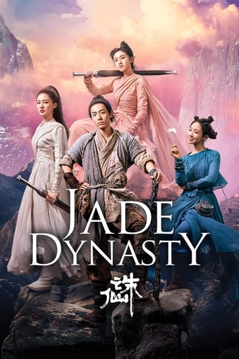 Poster of Jade Dynasty