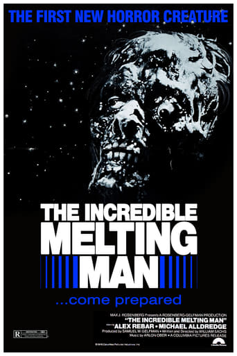 Poster of The Incredible Melting Man