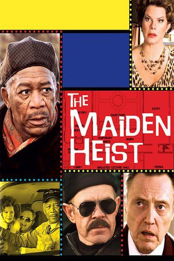 Poster of The Maiden Heist