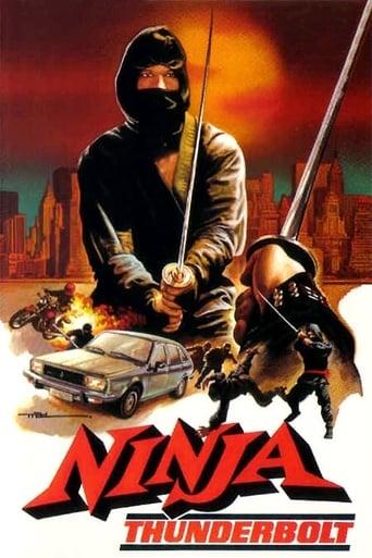 Poster of Ninja Thunderbolt