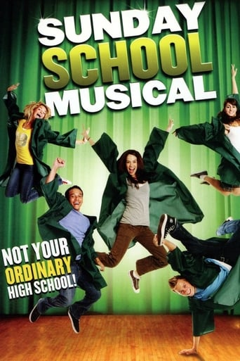 Poster of Sunday School Musical