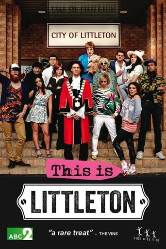 Poster of This is Littleton
