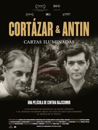 Poster of Cortázar y Antín: cartas iluminadas