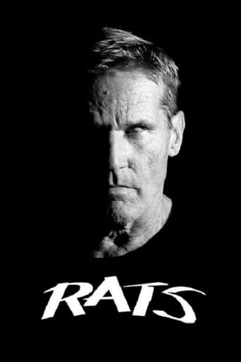 Poster of Rats: A Sin City Yarn