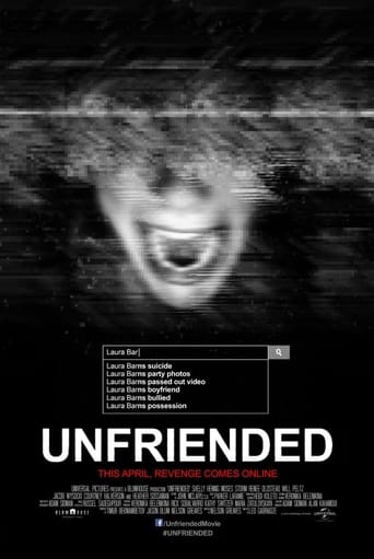 Poster of Unfriended