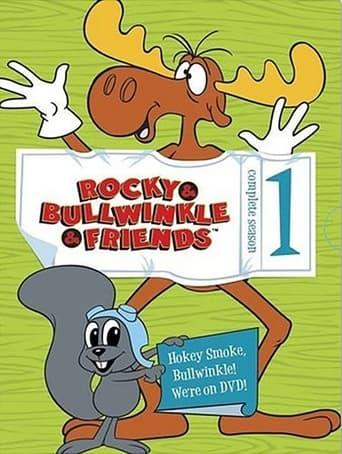 Poster of Rocky & Bullwinkle & Friends