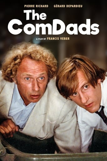 Poster of The ComDads