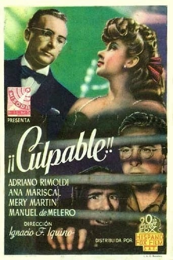 Poster of ¡Culpable!