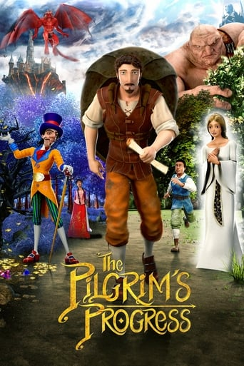 Poster of The Pilgrim's Progress