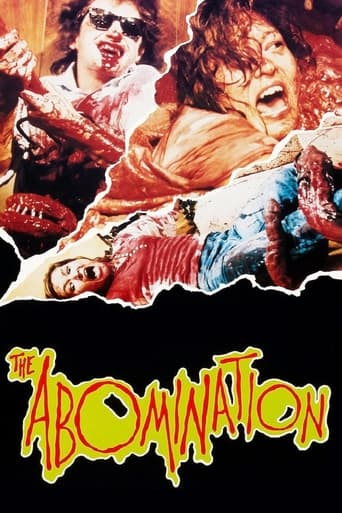 Poster of The Abomination