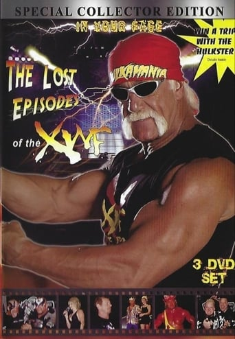 Poster of The Lost Episodes of the XWF